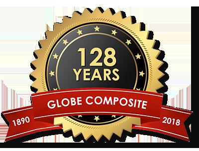Globe Composite - 128 Years
