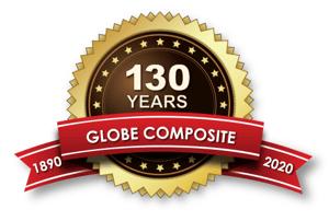 Globe Composite - 130 Years