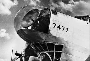 ASW- airplane radar