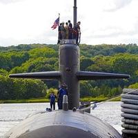 submarine acoustics