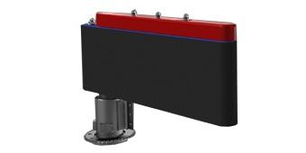 Diverter Paddles for Siemens Baggage Diverters