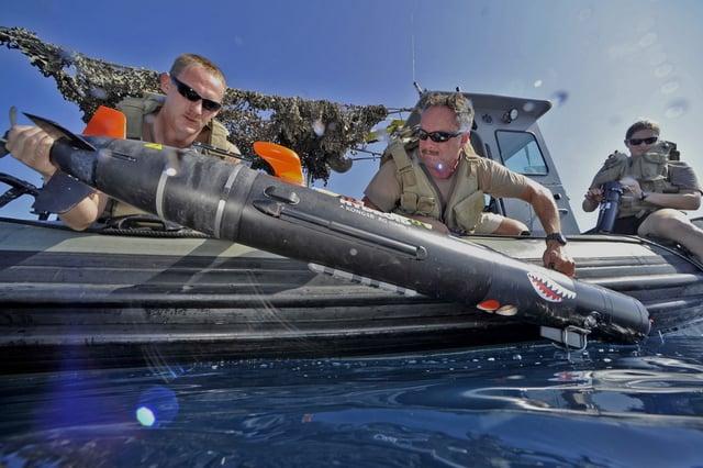 Navy AUV