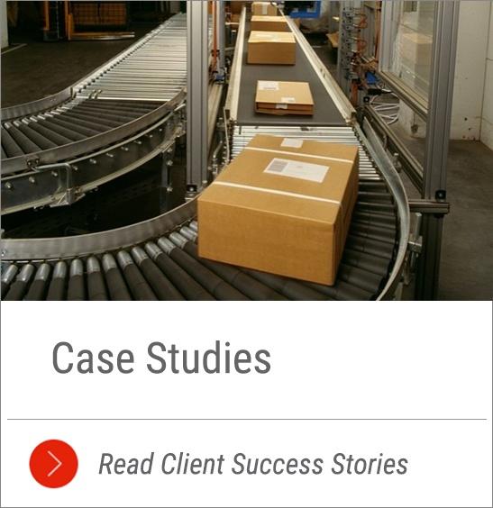 Material Handling - Case Studies