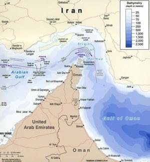Gulf of Arabia