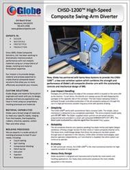Santa Rosa Systems Composite Swing-Arm Diverter