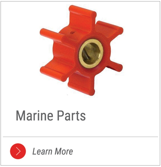 Marine Composite Parts - Impellers