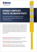 Data Sheet: Composite Traffic Delineator Posts