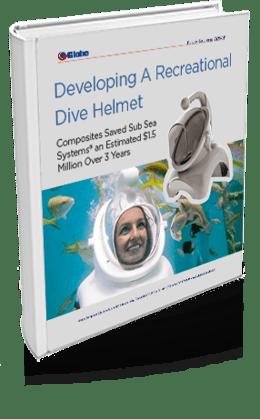 diving helmet sea trek