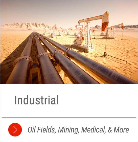 Industrial - Composite Engineering