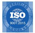 ISO Certified - Design