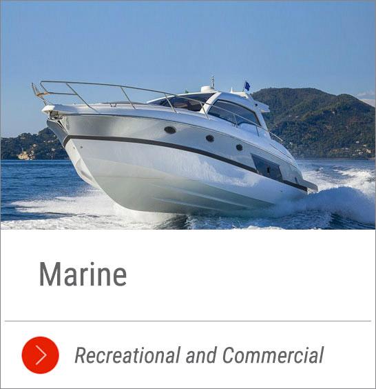 Marine - Composite Engineering
