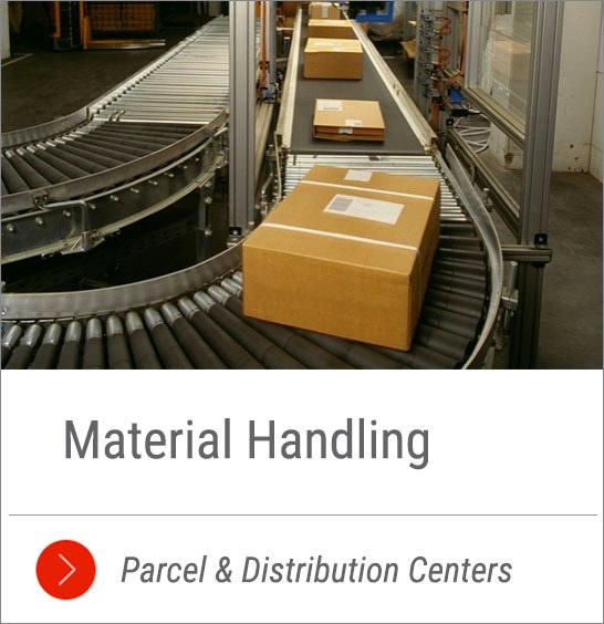 Material Handing - Composite Engineering