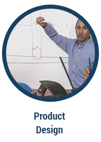 Product Design - Engineer Composite Parts
