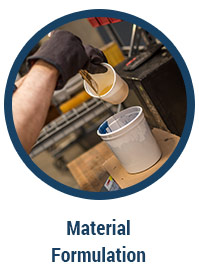 Material Formulation - Engineer Composite Parts