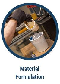 Marine Composite Parts - Material Formulation