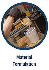 Marine Composite Parts - Material Formulation