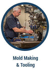 Marine Composite Parts - Molds & Tooling