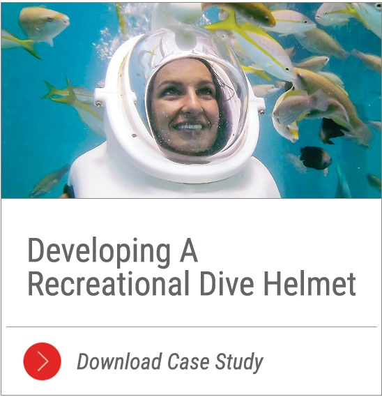 Marine Diving Helmet