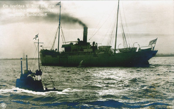 Q-Ship and U-Boat