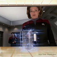 Replicator on Star Trek