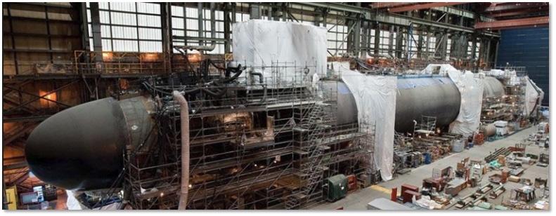 Submarine Parts & Components