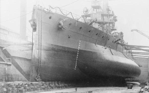 torpedo-bulge
