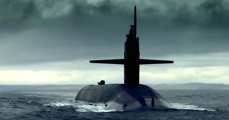 Nuclear submarine high strength gaskets