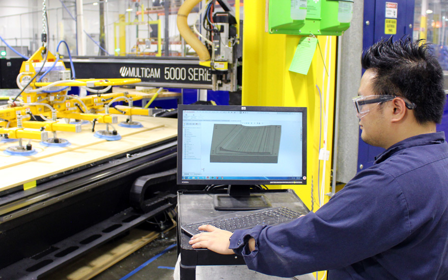 MultiCam 5000 CNCs
