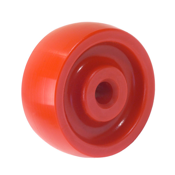 Composite Product Carriage Center Wheel