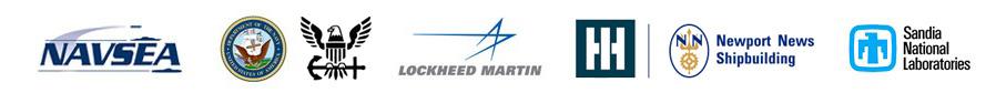 NAVSEA | US NAVY | LOCKHEED MARTIN | Huntington Ingalls Newport News Shipbuilding | Sandia National Laboratories